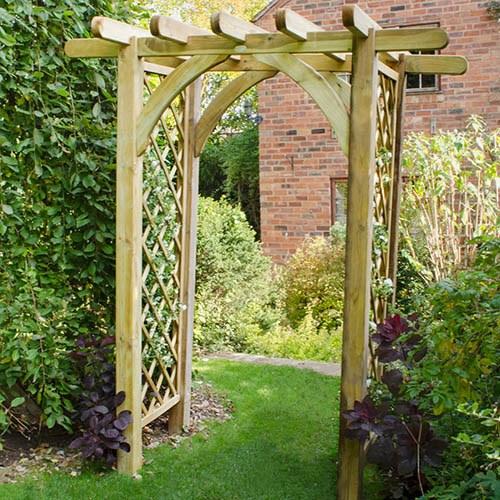 Ultima Pergola Arch