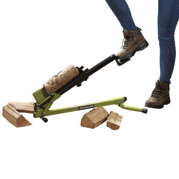 Garden Gear Foot Operated Log Splitter