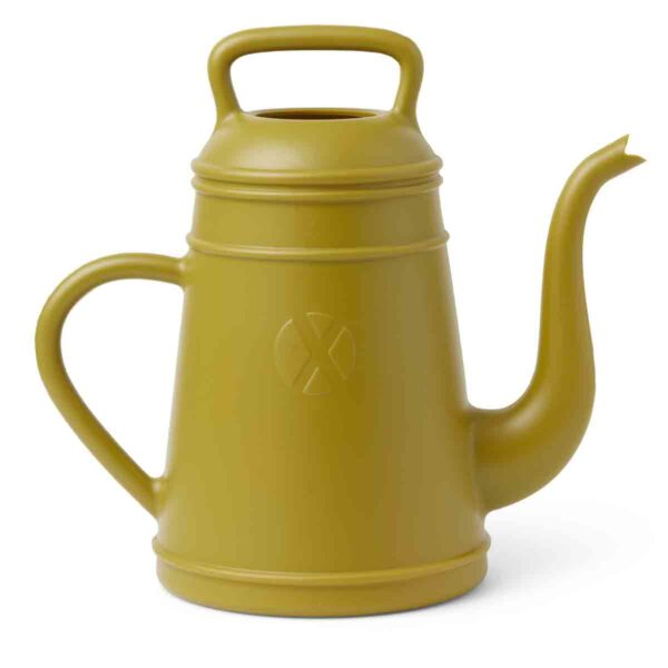 Capri Europe Lungo Watering Can 12L - Curry Yellow