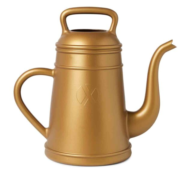 Capri Europe Lungo Watering Can 12L - Gold